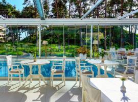 Secret Paradise Hotel & Spa, accessible hotel in Nea Kalikratia