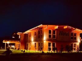 Hotel Rappenhof, hotel in Breuna