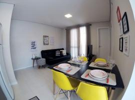 Suíte Moderna Master Collection, apartment in Passo Fundo