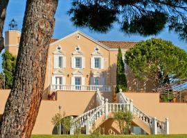 Club Vacanciel Roquebrune, hotel near Sainte-Maxime Golf Course, Roquebrune-sur-Argens