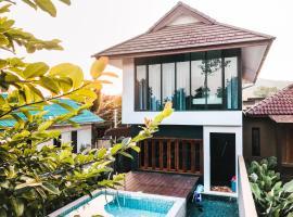 Well Journey Pool Villa, Aonang, villa in Ao Nang Beach