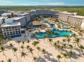 Hyatt Ziva Cap Cana, hotel with pools in Punta Cana