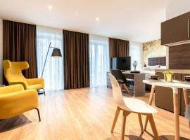 H23 Boardinghotel, hotel a Stoccarda