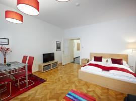 Stadthalle - FamilyCityApartment, отель в Вене, рядом находится Западный железнодорожный вокзал Вены