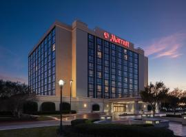 Houston Marriott South at Hobby Airport, hotel near William P. Hobby Airport - HOU, Houston
