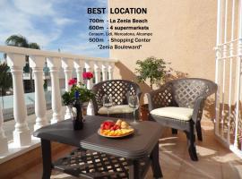 La Zenia Holiday Home, hotel in Playas de Orihuela