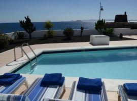 Ocean Dreams Marina & Spa Villages, cottage in Playa Blanca