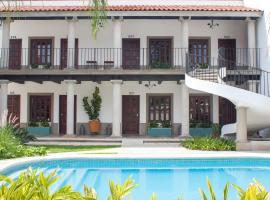 Hotel Casa del Agua, hotel in Tuxtla Gutiérrez