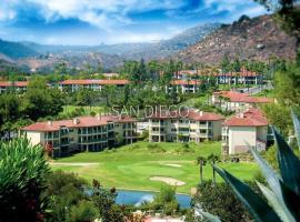 San Diego Luxury Resort Villas / Welk Resorts Escondido, vacation home in Escondido