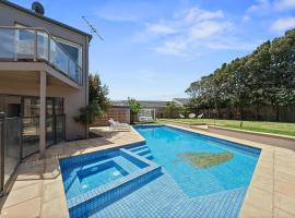 Beleura by the Beach, accommodation in Mornington