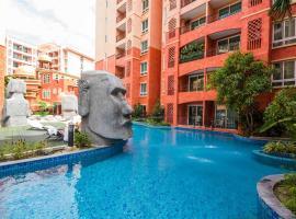 Seven Seas Resort Pattaya By Justin ที่พักให้เช่าในหาดจอมเทียน