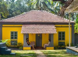 The Hosteller Goa, hotel near Anjuna Flea Market, Anjuna