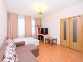 NSK-Kvartirka, Gorskiy Apartment 84, pet-friendly hotel in Novosibirsk