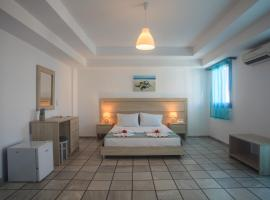 Marilisa Hotel, ξενοδοχείο κοντά σε Ενυδρείο Cretaquarium - Θαλασσόκοσμος, Κοκκίνη Χάνι