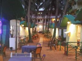 SYDNEY-X, self catering accommodation in Arambol