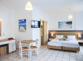 Almare Beach Hotel, hotel near Stadium Theodoros Vardinogiannis, Kokkini Khanion