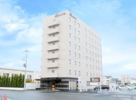 ABホテル伊勢崎、伊勢崎市のホテル