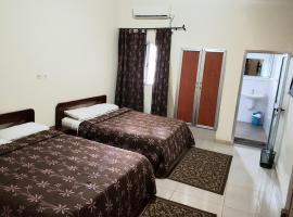 Hotel du Golfe de Guinee, hotel in Conakry