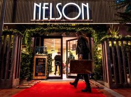 Hotel Nelson, hotel in Knokke-Heist