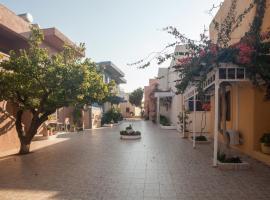 Evina Rooms & Suites, ξενοδοχείο κοντά σε Ενυδρείο Cretaquarium - Θαλασσόκοσμος, Κοκκίνη Χάνι
