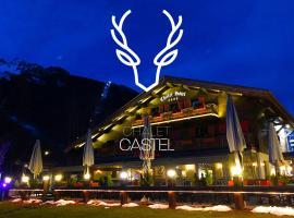 Hotel Le Castel, hotel in Chamonix