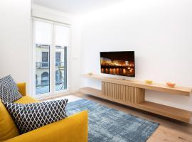 Concha Beach Terrace - SSHousing, apartamento en San Sebastián