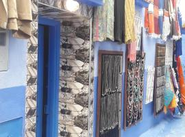 Appartement Lotfi 2, apartment in Chefchaouen