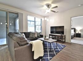 GA Living Suites - Knox District Uptown Dallas, apartment in Dallas
