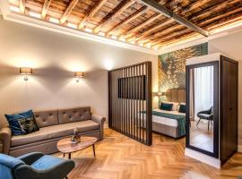 Relais De La Poste, hotel in Rome City Center, Rome