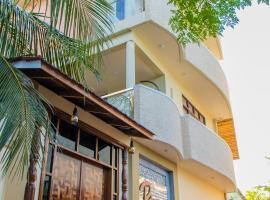 Rosy Villa Hotel, отель в Гурайдо