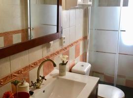 Apartamento La Alcancía, hotel cerca de Plaza de toros de Toledo, Toledo
