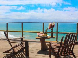 PIPAradise Beach Hostel, guest house in Pipa