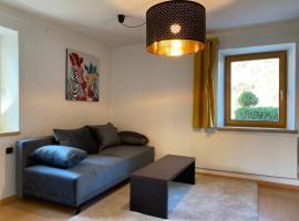 Wohne im Grünen/Innsbruck/4 Pax, apartment in Innsbruck