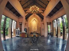 Tharaburi Resort, spa hotel in Sukhothai