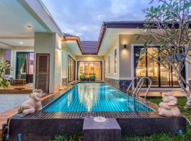 The Connect Pool Villa 1, villa in Ao Nang Beach