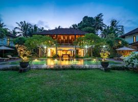 Villa Bumi Artura by Nakula, hotel in Ubud