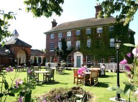 Mytton and Mermaid, hotel in Shrewsbury