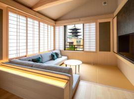 Campton Kiyomizu Vacation Rental, villa in Kyoto