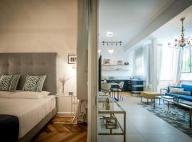 VELLER Rienes, apartment in Tel Aviv