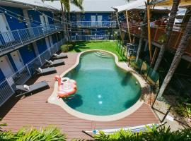 Bounce Cairns, hotel near Cairns Base Hospital, Cairns