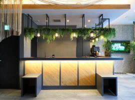 ICI HOTEL Ueno Shin Okachimachi, hotel near Ueno Station, Tokyo