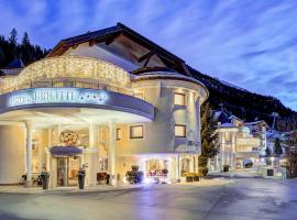 Hotel Brigitte, hotel in Ischgl