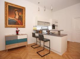Luxusapartment Altes Rathhaus, appartamento a Vienna