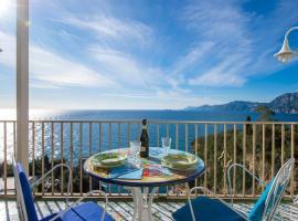 Hotel Villa Bellavista, family hotel in Praiano