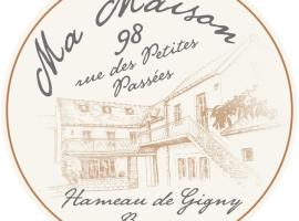 Ma Maison, bed and breakfast en Beaune