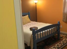 Beautiful Room 4 mins from JFK and 15 mins from LaGuardia Airports, homestay in Laurelton
