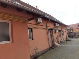 Apartamente Daniela, hotel in Sebeş