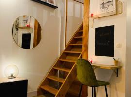 La maison de Nina, apartment in Sens