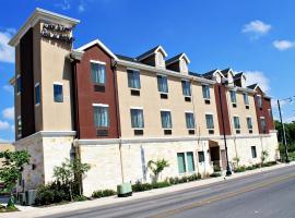 Cityview Inn & Suites Downtown /RiverCenter Area, hotel near River Walk, San Antonio