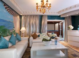 Art Palace Suites & Spa, hotell i Casablanca